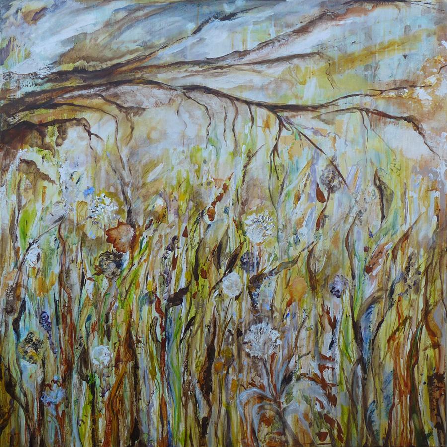 Wenkend Gras